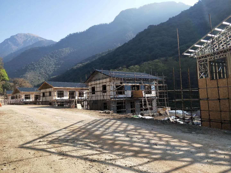 西藏亚东线安置房项目
