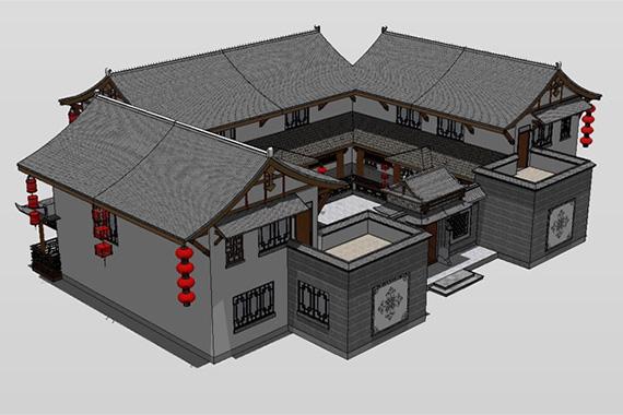 轻钢结构楼房